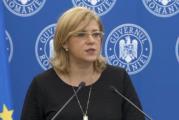 """Corina Cretu da de pamant cu Guvernul Dancila: """"Nu mai accept sa isi bata joc de munca mea!"""""""