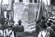 Mausoleul Ecaterinei Teodoroiu din Targu Jiu va fi restaurat! Gorjenii se vor putea reculege la mormantul eroinei din primul razboi mondial!