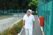 Eugen Vatasescu, personajul de legenda din Valcea care antreneaza gratis si la 92 de ani!