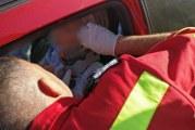 Pompierii de la ISU Gorj sunt admirabili si in timpul liber! Ei au participat la stingerea unui incendiu desi nu ar fi avut nicio obligatie!