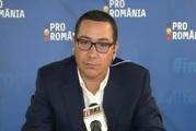 """Victor Ponta considera Legea Off-shore ca fiind """"o lege facuta pe sub masa! Nu pot vota asa ceva"""""""