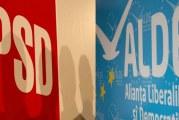 Coalitia PSD-ALDE se clatina serios in Gorj! Scandal monstru intre senatorul PSD, Scarlat Iriza, si liderul ALDE, Ion Iordache!