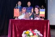 Parteneriat intercultural pentru predarea limbii chineze in scolile din Judetul Valcea!