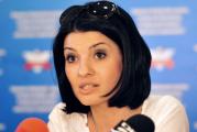 Lavinia Sandru, fosta sotie a primarului Slatinei, ia un sac de bani de la TVR! Televiziunea publica ii ofera 24.000 de euro pentru doar 3 luni de colaborare!