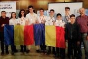 Romania s-a intors cu 7 medalii de la Turneul International de Informatica de la Shumen! Unul dintre profesorii care au pregatit elevii medaliati este din Targu Jiu! Felicitari tuturor!