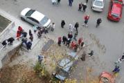 Soc si spaima la Spitalul Judetean de Urgenta Craiova! Un barbat de 50 de ani s-a aruncat in gol de la etajul 2!