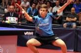 Cristi Pletea, singurul european care castiga o medalie la CM de Juniori! Romanul a realizat si faza anului in tenisul de masa mondial, faza in care l-a umilit pe un chinez!