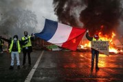 "Arde Parisul! Capitala si intreaga Franta sunt sub asediul ""Vestelor Galbene""! Violente fara precedent care au ajuns pana si in Belgia!"