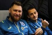 Dinamo – Universitatea Craiova, derbyul etapei in Liga 1! Oltenii au ales sa faca deplasarea la Bucuresti cu un mijloc de deplasare inedit: trenul cu controloare alb-albastra!