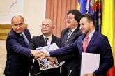 Vestul Romaniei isi face alianta! Clujul, Oradea, Timisoara si Aradul au creat Alianta Vestului pentru a atrage mai usor fondurile europene!