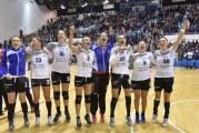 SCM Craiova continua sa faca istorie in Cupa EHF! Victorie perfecta in fata danezelor de la Nykobing, 18-12, si locul 1 in grupa!