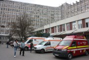 Scandal la Spitalul Judetean din Craiova! Rezidentii nu mai beneficiaza de hrana gratuita, iar medicii s-au solidarizat cu acestia! TVR vorbeste despre nereguli majore in cazul firmei care asigura cateringul!