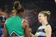 MULTUMIM, SIMONA! Campioana noastra a pierdut meciul cu Serena Williams, dar a facut unul dintre cele mai bune jocuri! Halep a reusit o revenire extraordinara!