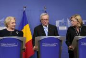 Parlamentul European conditioneaza accesarea fondurilor europene de respectarea statului de drept! Ce se va intampla cu Romania, Ungaria si Polonia, tari care se joaca de-a alba neagra cu statul de drept!