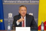 George Ciamba, reprezentantul Presedintiei Romaniei la Consiliul UE, a vorbit in Parlamentul European despre operatiunile chineze in Europa si despre retragerea Rusiei din Tratatul INF!