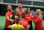 FETELE DE AUR! România e din nou în semifinalele Fed Cup după 46 de ani! Begu și Niculescu au câștigat eroic meciul decisiv!