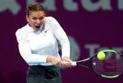 Simona Halep a pierdut dramatic finala turneulu de la Doha! Campioana noastra a cazut fizic in setul decisiv al meciului cu belgianca Mertens!