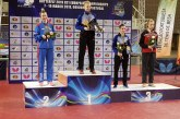 Adina Diaconu a cucerit medalia de aur la tenis de masa in Campionatul European de Tineret! Olteanca noastra de la CSM Slatina a reusit un turneu perfect si nu a pierdut niciun set din optimi pana in finala!