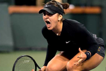 Bianca Andreescu castiga, la 18 ani, turneul de la Indian Wells! Canadianca de origine romana a invins-o pe Angelique Kerber, dupa un meci de doua ore si jumatate!