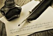 Ziua internationala a poeziei sau cum putem fi din nou sensibili si indragostiti de versuri!