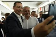 """Continua razboiul dintre Ponta si Dragnea! Fostul prim-ministru l-a demolat pe Dragnea dupa interventia acestuia la conferinta judeteana Gorj a PSD: """"A vazut catusele si l-au lasat nervii!"""""""