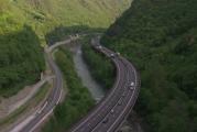 Dupa ce au promis ca modernizeaza Complexul Energetic de la Rovinari, chinezii reapar ca favoriti in constructia autostrazii Ploiesti – Brasov!
