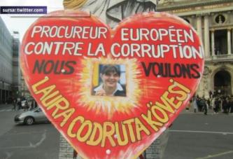 """Lovitura de teatru: Franta o sustine pe Kovesi la functia de procuror sef euroepean, si nu pe Bohnert, candidatul francez! Romanca a primit mesaje de sustinere si din partea """"vestelor galbene"""" din Hexagon!"""