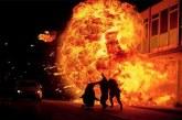 Explozie la Uzina Mecanica Babeni, din Judetul Valcea, urmata de un incendiu! Un tanar de doar 22 de ani si-a pierdut viata!