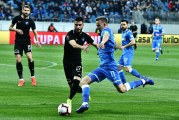 Craiova termina lamentabil sezonul de play-off! Oltenii au pierdut, din nou,  cu Viitorul si se roaga ca Hagi sa castige Cupa pentru a prinde, in extremis, cupele europene!