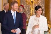 Meghan Markle si Printul Harry au devenit parinti! Fosta actrita a nascut un baietel care va fi al saptelea in ordinea succesiunii la tronul britanic!