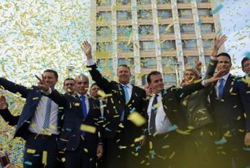 PNL a adus 40.000 de oameni la mitingul din Bucuresti! Discursuri dure ale lui Rares Bogdan, Orban si Iohannis la adresa PSD! Cati infractori sustine Bogdan ca a eliberat partidul lui Dragnea din inchisori!