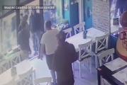 Restaurantul lui Gica Craioveanu a fost devastat!  Bataie ca in filme intre suporterii celor doua echipe ale Craiovei, cu participarea mai multor interlopi!