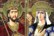 "Astazi, avem una din cele mai mari sarbatori ale crestinatatii: Sfintii Imparati Constantin si Elena! Euro Oltenia ureaza tuturor celor care isi sarbatoresc onomastica un sincer ""LA MULTI ANI""!"