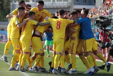Victorie superba a Romaniei la CE U21 din Italia! Olteanul Tudor Baluta a fost cel mai bun jucator in meciul castigat, cu 4-1, in fata Croatiei!