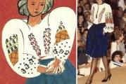 """De Sanziene, avem si Sarbatoarea Iei! """"La Blouse Roumaine"""" a lui Matisse a stat la baza acestei sarbatori care l-a inspirat si pe marele designer Yves Saint Laurent!"""