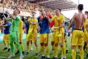 MULTUMIM, BAIETI! MULTUMIM, MIREL RADOI! Ne-ati facut sa iubim din nou fotbalul! Romania U21 s-a calificat in semifinalele CE din Italia si la Olimpiada de la Tokyo!