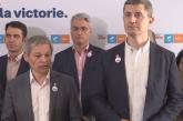 """Dan Barna a fost ales candidat la presedintie din partea USR: """"Am mai facut un pas pentru a guverna Romania!"""""""