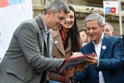 Este oficial: Dan Barna va fi candidatul USR-PLUS la presedintie! El va candida in tandem cu Dacian Ciolos, care ar urma sa fie prim-ministru intr-o viitoare guvernare!