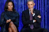 Barack si Michelle Obama ar fi divortat! Care este motivul rupturii!