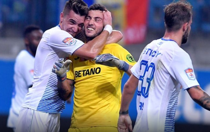 CSU Craiova - Astra: gol Koljici in min 18, 1-0 / Liga 1 ...  |Astra Craiova