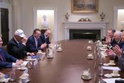 Intalnire Trump – Iohannis la Casa Alba! Discutii despre parteneriatul strategic, energie, tehnologia 5 G si vizele pentru romani!