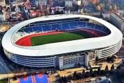 Se inaugurează stadionul de la Târgu Jiu