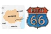 """Route 66"", noul proiect de tara"