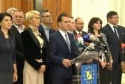 Guvernul Orban a trecut de Parlament
