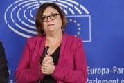 Europarlamentarul Adina Vălean, propunerea Romaniei pentru postul de comisar european, a primit aviz pozitiv, cu unanimitate de voturi din partea Comisiei juridice a Parlamentului European