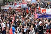 Franța se revoltă din nou! Avertisment de călătorie
