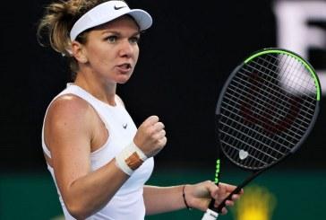 Simona Halep, în turul al doilea la Australian Open