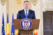 """Klaus Iohannis primește premiul """"Otto cel Mare"""""""