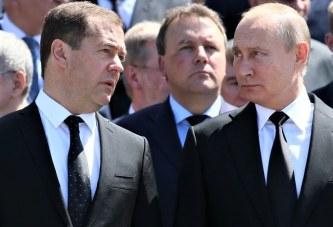 Medvedev a demisionat. Criză la Moscova?