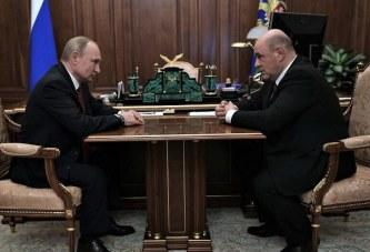 Jocuri la Moscova: Putin a numit premier un necunoscut